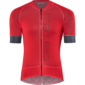 Castelli Climber's 2.0 Maillot de cyclisme Homme, red
